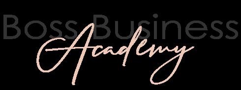 Boss Business Academy